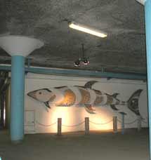 mosaik-fisken